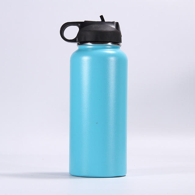 32oz flask bottle stainless steel water bottle vacuum insulated flask vacuum sports water bottle 40oz insulated