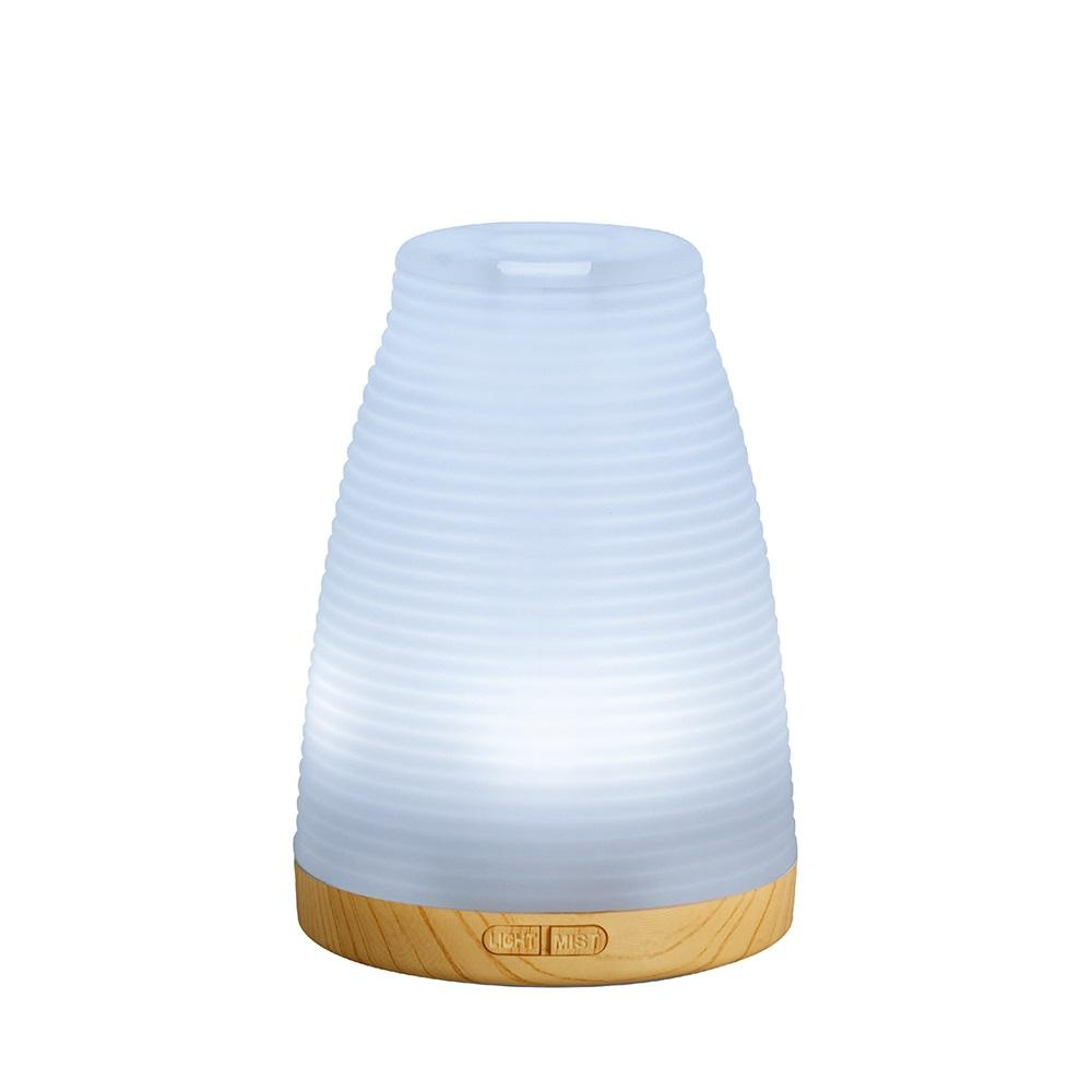 2019 New LED Ultrasonic Essential Oil Aroma Diffuser Air Humidifier Electric Aroma Essential Oil Diffuser For Home