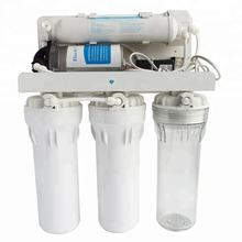 restaurant water purifier 5 stage reverse osmosis water filter system 50GPD RO water purifier