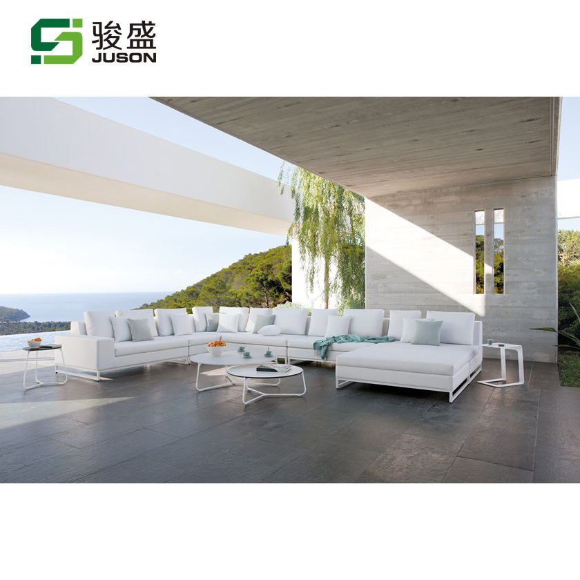 Hot sale European style outdoor furniture sofa garden set