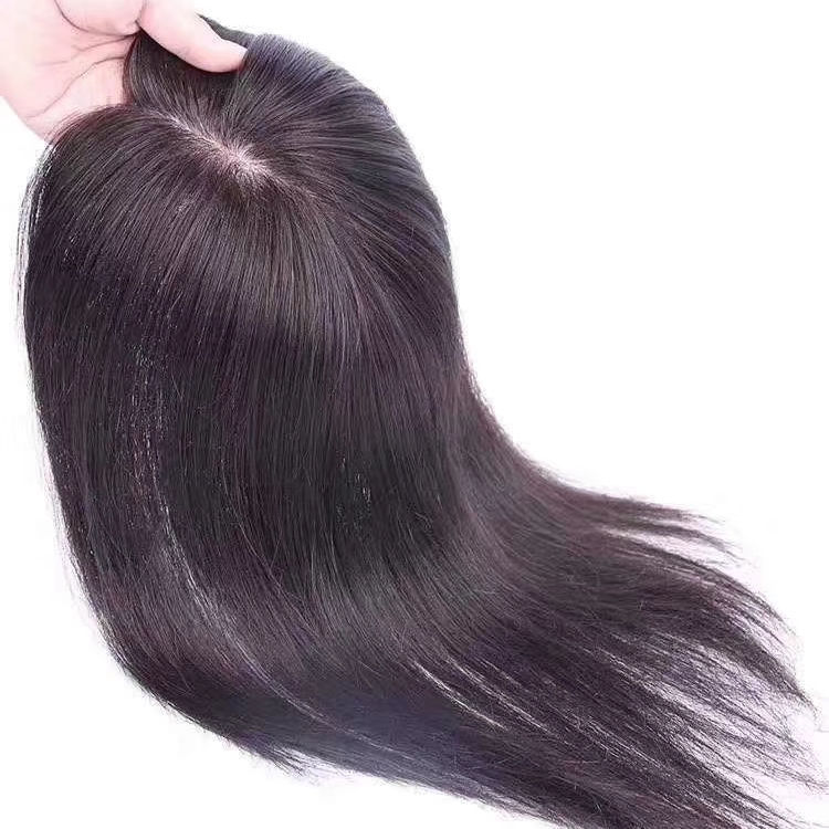 14*16 14*14cm full hand tied silk base long human hair closure/topper toupee for women/men of Asian super quality Malaysian