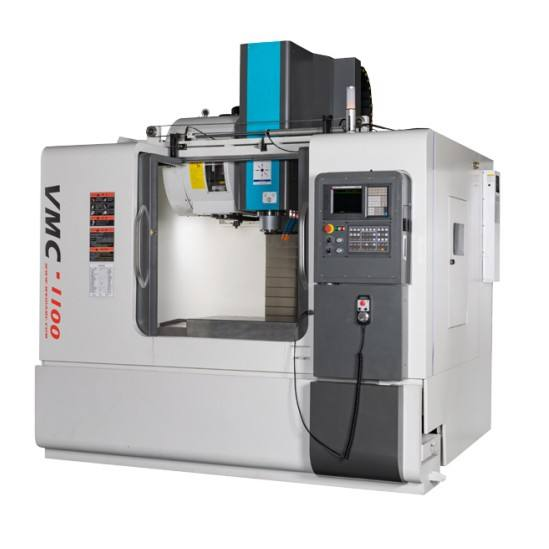 VMC1100 WEIDA 3 axis 4 axis larger vertical cnc milling center