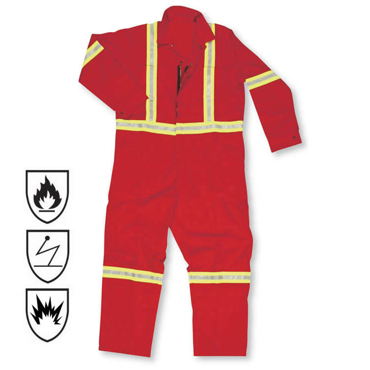 Extreme PROTECT EN 11612 NFPA 2112 Nomex IIIA Coverall