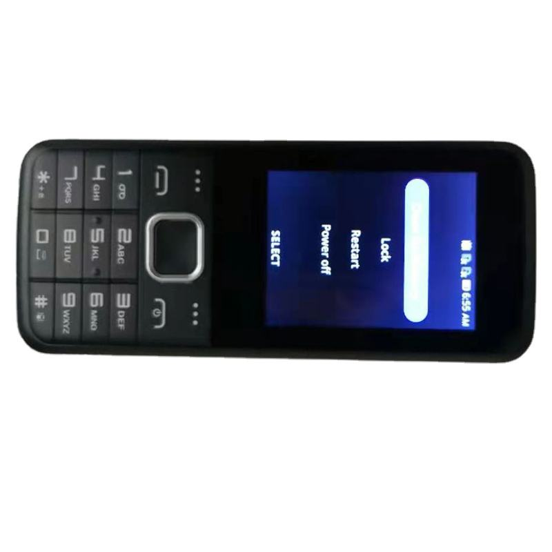 Oem Odm 5600 2G 2500Mah Big Battery Mobile Phone Cheap 2.4 Inch Screen Dual Sim
