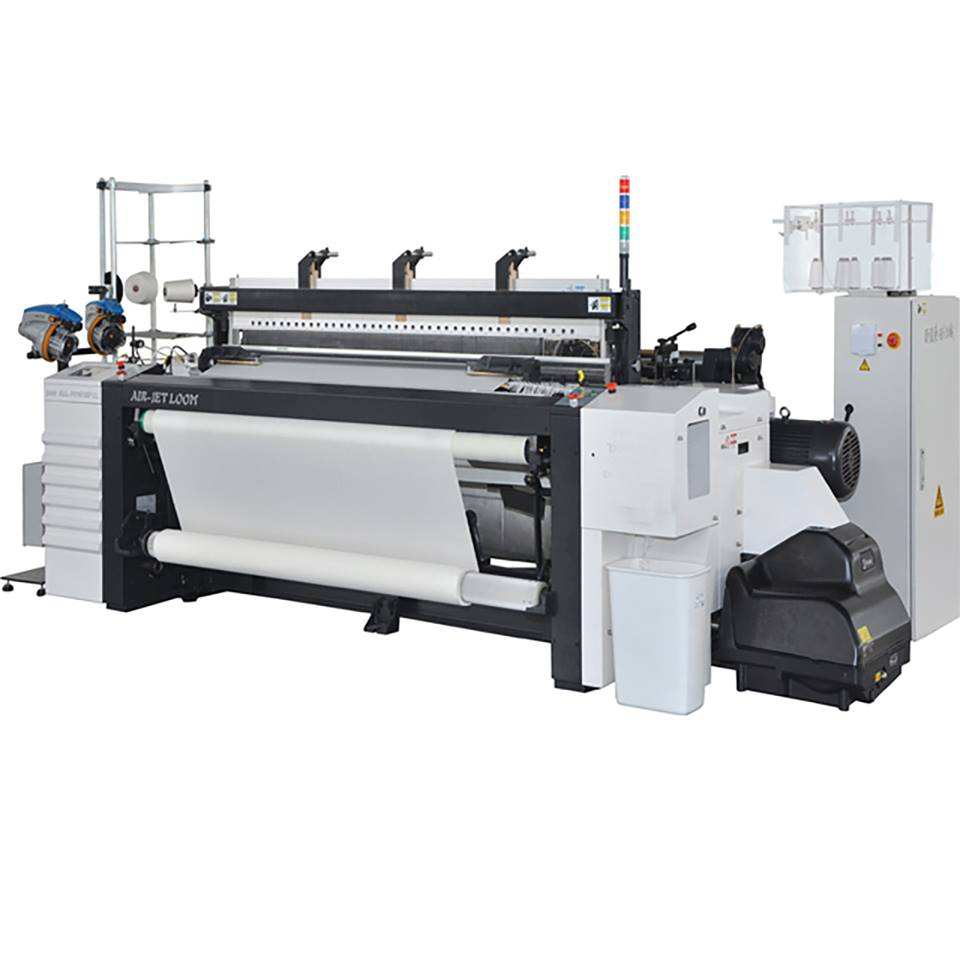 Tekstil Mesin Tenun 190 Cm Air Jet LOOM