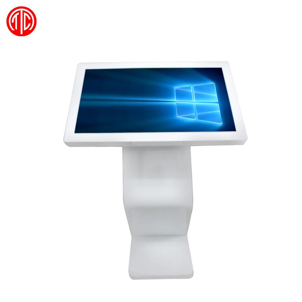 Floor stand chioschi interattivi 49 pollice display <span class=keywords><strong>LCD</strong></span> pubblicità per i centri commerciali