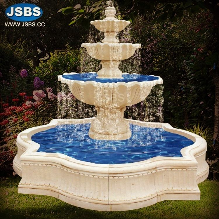 sale decorative stone marble garden fountain water fall
