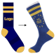 custom logo sport socks design own picture crew men socks