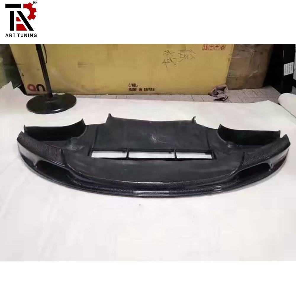 Carbon Fiber Front Bumper Lip for BMW E92 E93 M3 coupe convertible