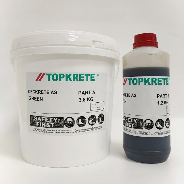 DECKRETE AS Self-leveling Anti Static Epoxy System