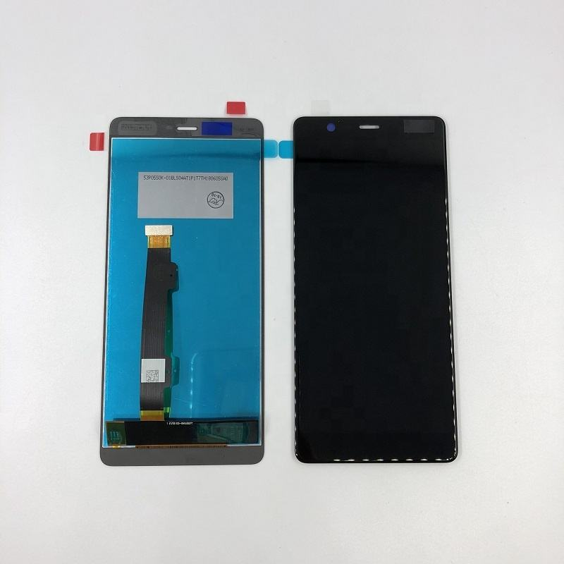 WOSENTE LCD Pantalla Tactil For Nokia 5.1Touch Screen Display Complete
