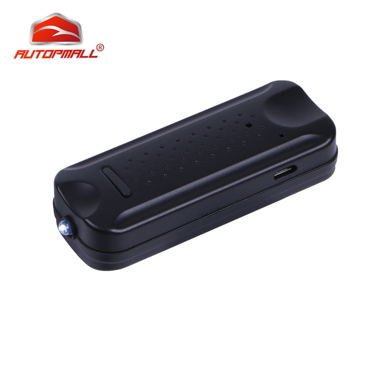 Mini Audio monitor Industrial-strength magnet Black Box Q6 Built-in 2000mAh battery 8G SD Card 135 hours auto voice Recorder