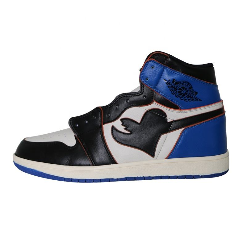 Custom Best Quality Mens Designer Logo Leather Sneakers 1:1 Manufacturers