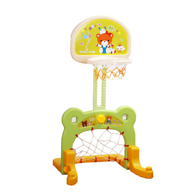 Cute Children Indoor Portable Mini Kid Basketball Hoop Stand Set For Kids