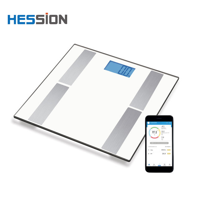 bluetooth smart body fat scale convenient digital weight scales