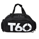 China custom logo fitness bag gym bag sport bag 2020