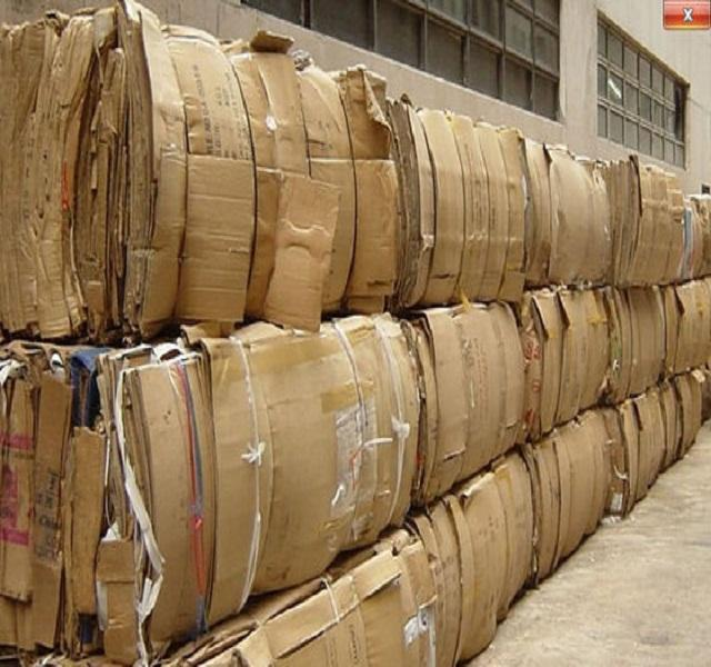 Bulk OCC/Old Corrugated Carton/Paper Scraps supplier