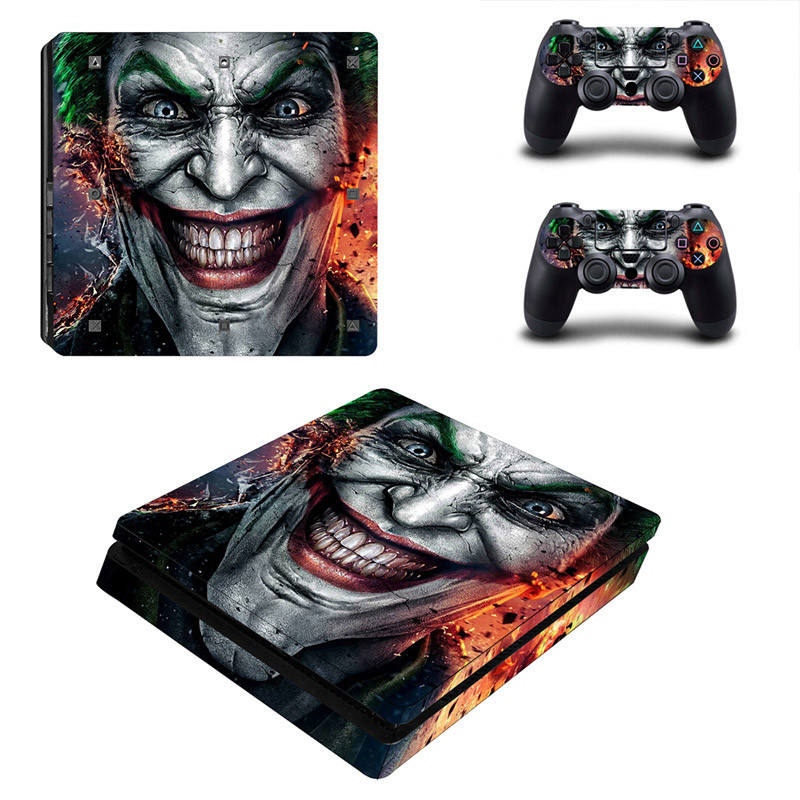 Custom gaming Skin Video Game switch joystick gamepad Controller Console Sticker For ps4 pro 1tb Other Game Accessories