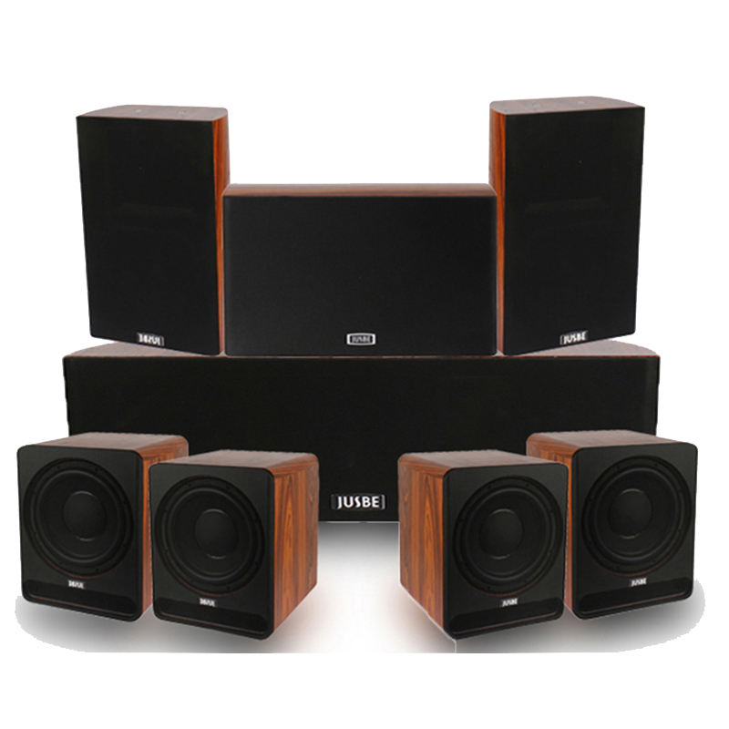 professional audio, video other home audio 5.1 home theatre system 3d surround sound speaker for home theater