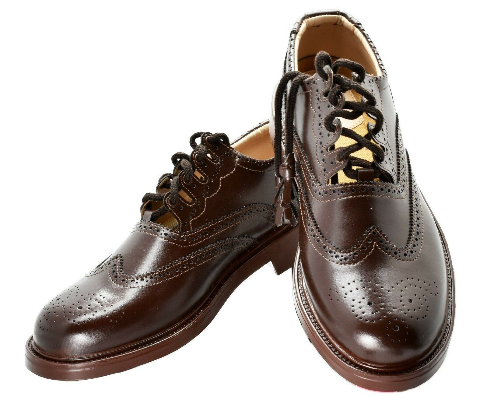 Ghillie Brogue Shoe