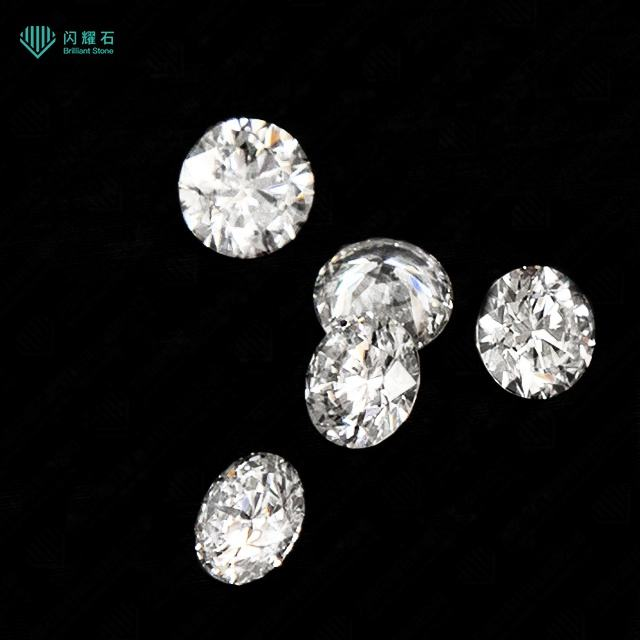 IGI certified 2ct+ high quality loose CVD lab grown diamonds