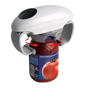 Amazon Hot Selling Multi-functional Automatic Electric Can Jar Opener Kitchen Tool
