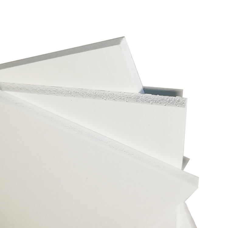Custom size wholesale scratch resistance cellular pvc foam board $1.17-$1.50/ Kilogram