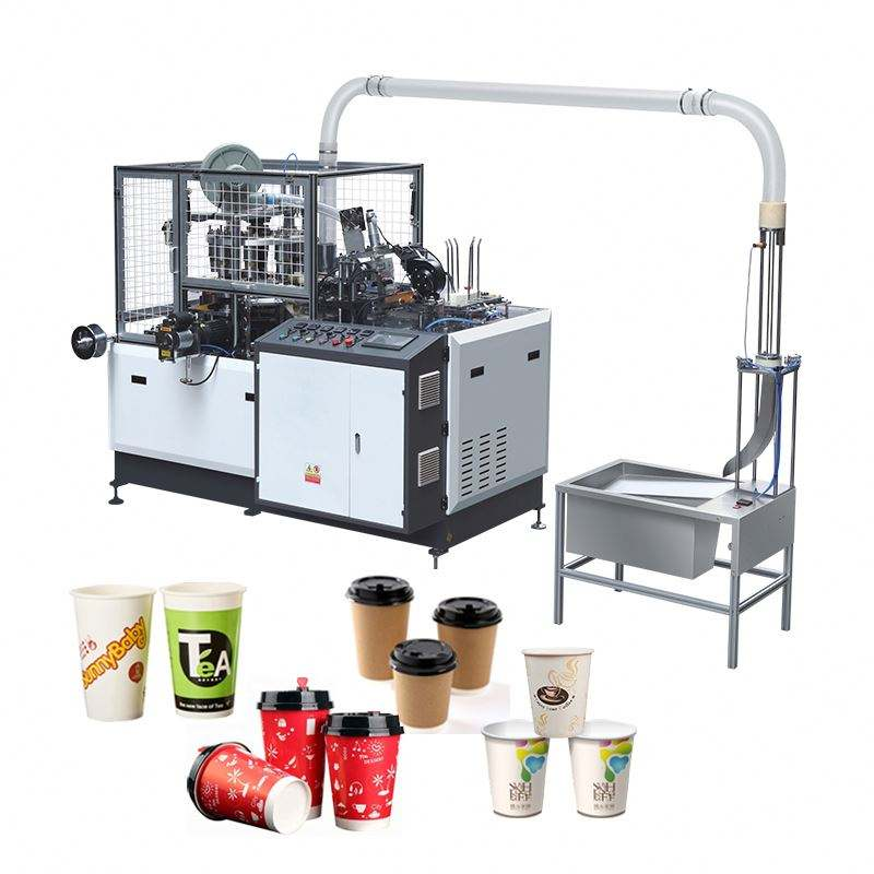 Paper Cup making Machine Paper Cup Macking Plate Machine Price List cup paper make 4 color printing machine