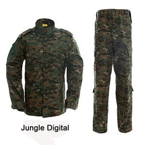 Army digital battle body armor military uniform