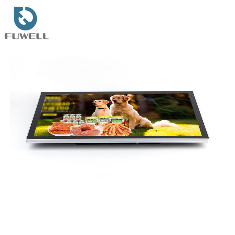32 inch wandmontage lcd digitale reclame panel tv display android monitor