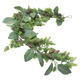Eco-friendly [ Decorations Garland ] New Design Cost-effective Christmas Runner Decorations Xmas Vines Event Centerpieces Pine Artificial Faux Magnolia Leaf Garland