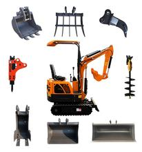 Rhinoceros hot sale XN08 0.8ton mini Crawler Excavator for sale