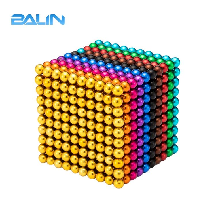 Factory hot sale neocube magnet 216/512/1000 magnetic ball with factory prices