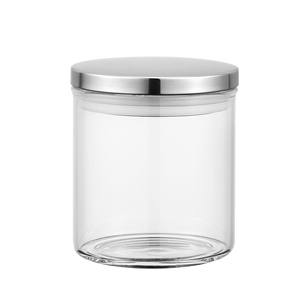 Amazon Best Seller Reused Glass Food Jars Glass Jar With Lid