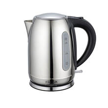 kitchen appliance 304 stainless steel hot sales 1.7L electric kettles