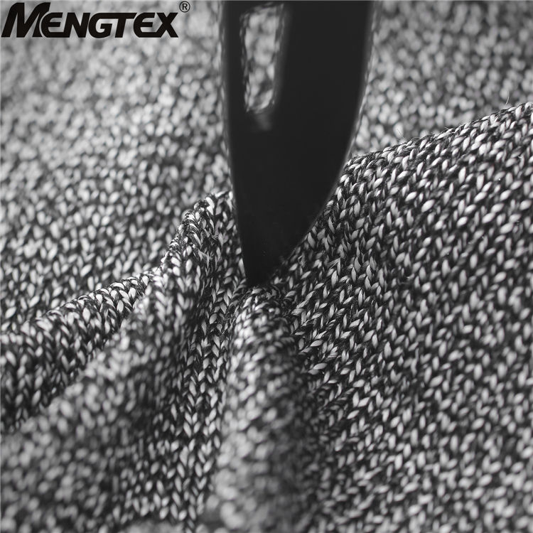 UHMWPE fabric level 4 cut resistant fabric for anti-cut workwear