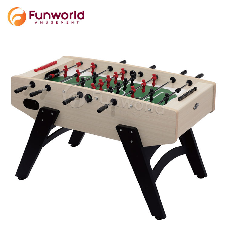 Best Seller Indoor MDF Pub Game Room Sports Foosball Football Custom Soccer Table
