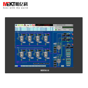 Embedded Touch Screen Computer Van 15 Inch All In One Pc Resistive Touch Screen Met Ip 65