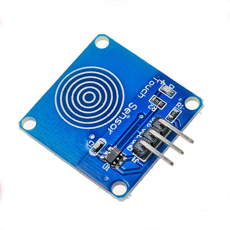 TTP223B Digital Touch Capacitive Sensor Switch Module DIY for Aduino