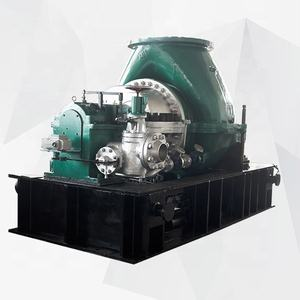 XN-Q05 multi stage condensing steam turbine