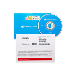 Echte Globale Universal Microsoft Windows Server 2014 Standard 64-bit DVD OEM Paket Online Aktivierung windows sever 2014