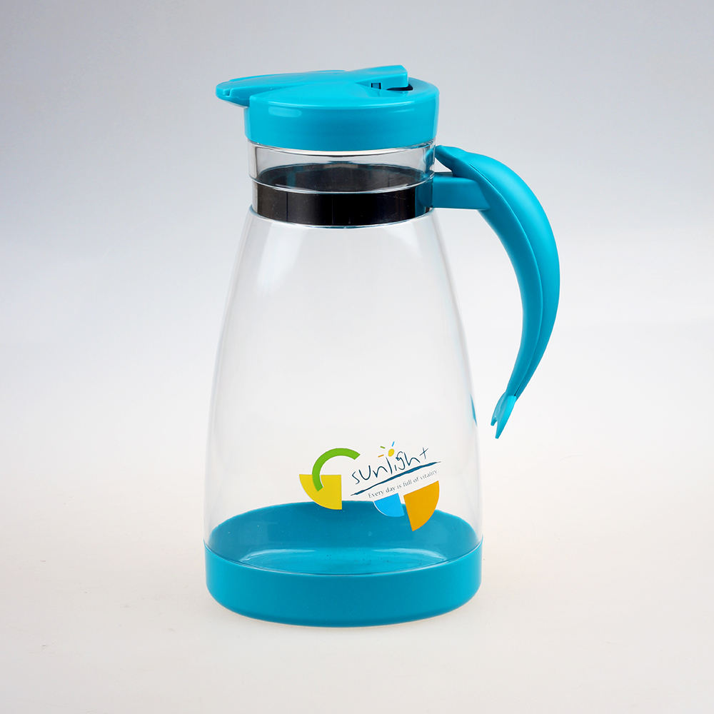 2000ml Clear Plastic cool water jug