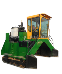 Composting machine high efficiency compost organic fertilizer turner