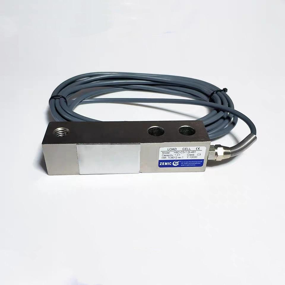 Zemic H8C load cell truck scale electronic scale weighing sensor filling machine hopper sensor