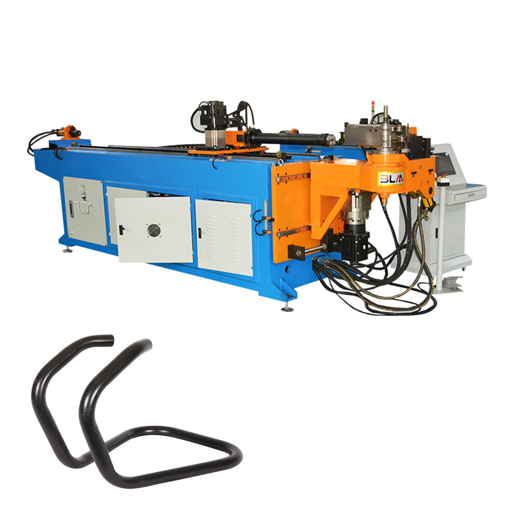 Steel aluminium u hydraulic full automatic cnc tube pipe bending machine prices