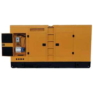 Super silent commercial backup power good quality 200kva 200kw 250kva diesel generator