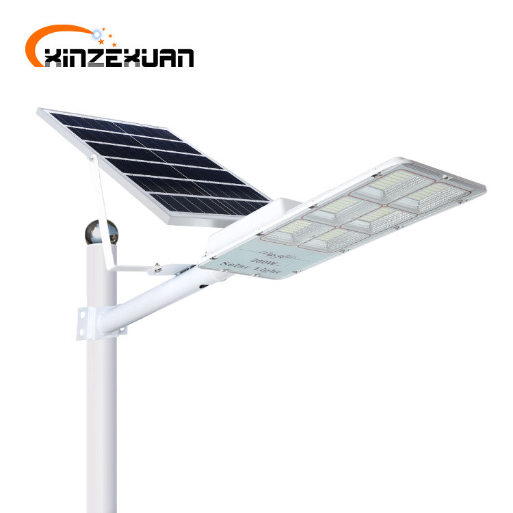 For Highway [ Power Solar Led ] Street Solar Light High Power Highway Outdoor Waterproof Ip67 85w 125w 200w Integrated Solar Led Street Light