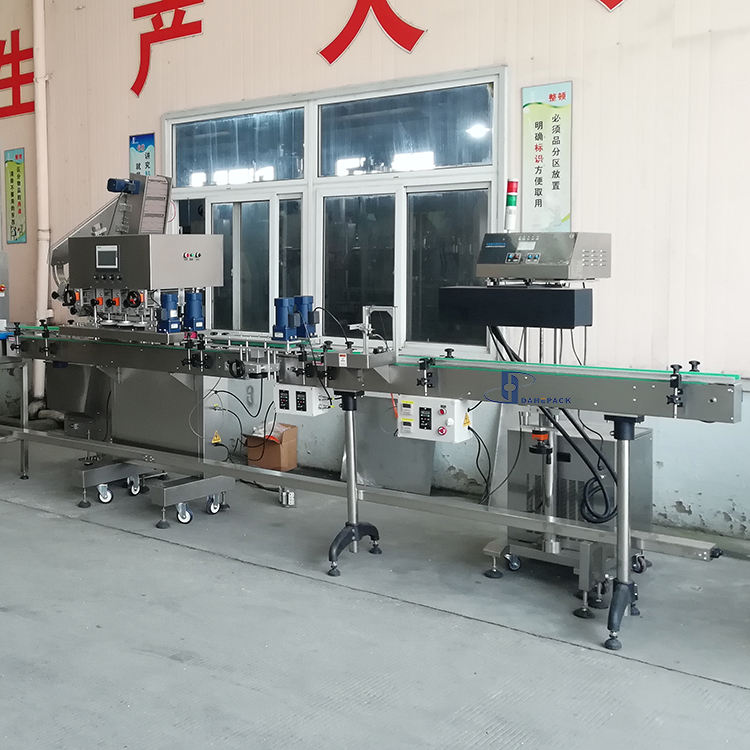 1 Year Warranty Bottle Machine Powder Glass Spice Bottle Filling And Capping Machine Manual Semi Automatic