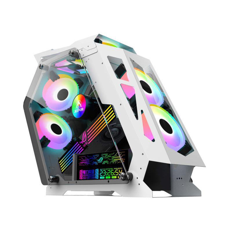 Custom Pc Frame Desktop Atx <span class=keywords><strong>Computer</strong></span> Game Case <span class=keywords><strong>Toren</strong></span>
