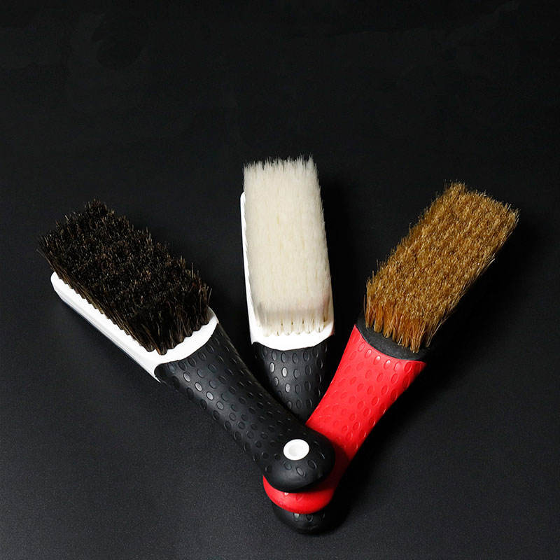 Handle Steel Wire Brush Tools Polishing Metal Rust wire brush
